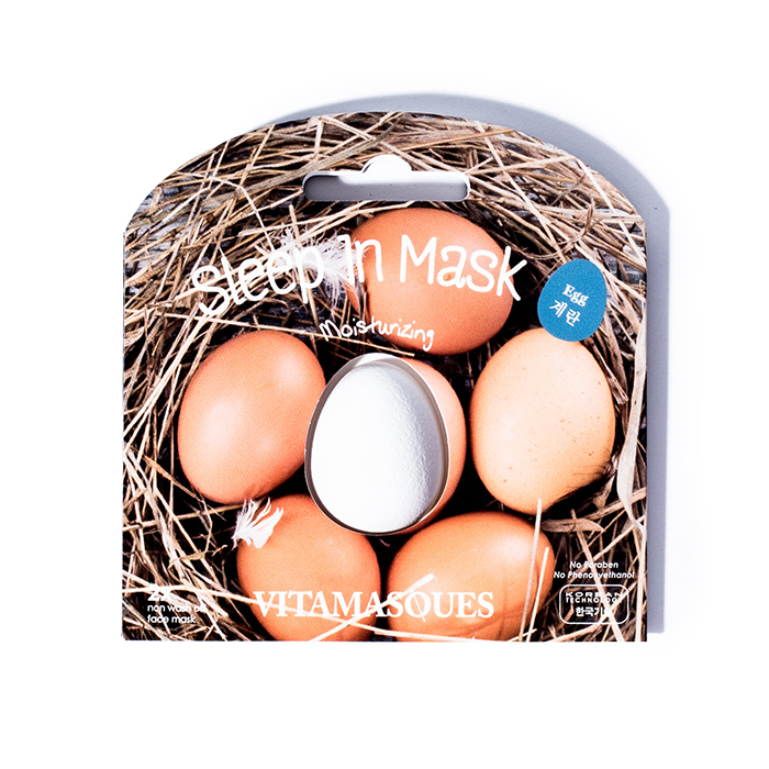 vitamasques egg sleep in mask