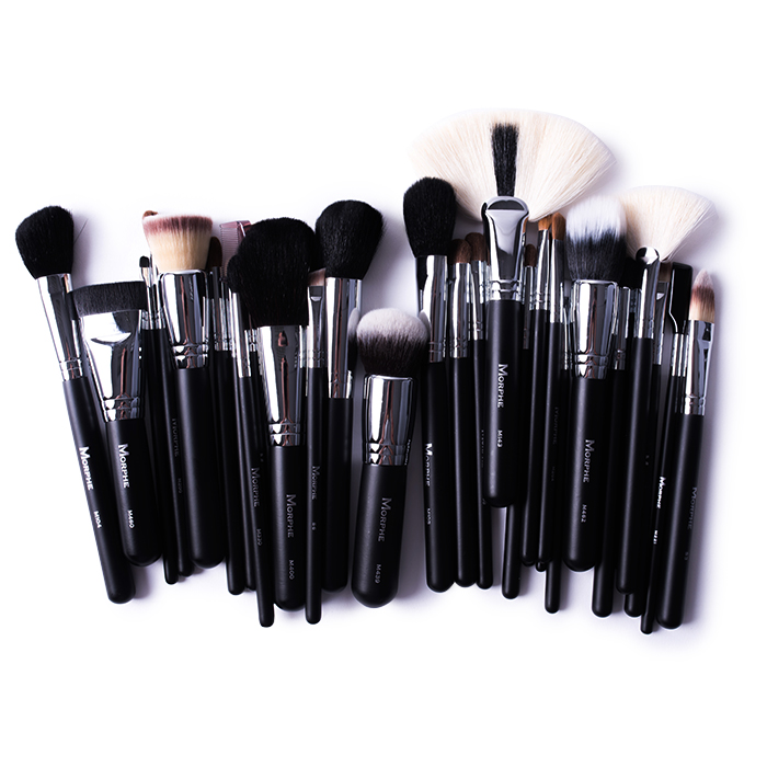 30 piece 501 brush set