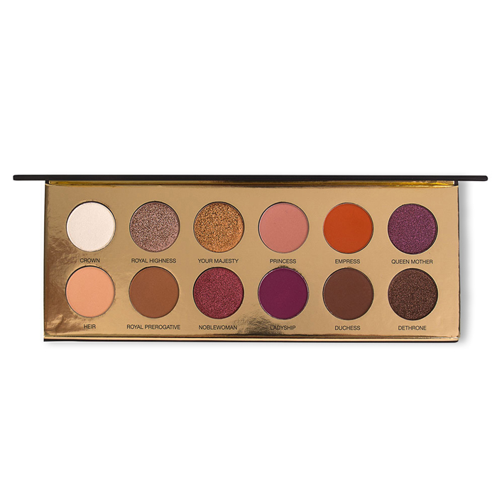 colouredrainepalette