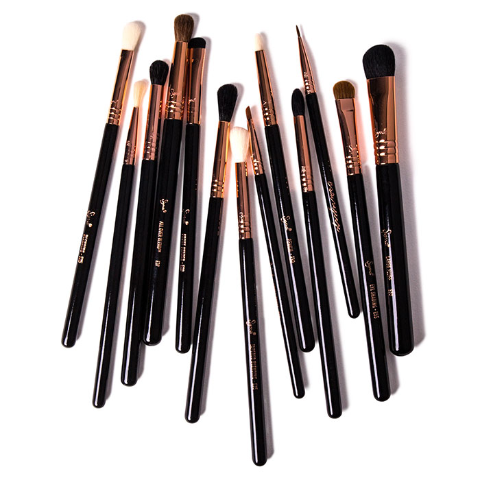 Sigma Copper Eye Brush Set