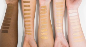We Swatched Every Shade Of The Jouer Foundation So You Don't Have To