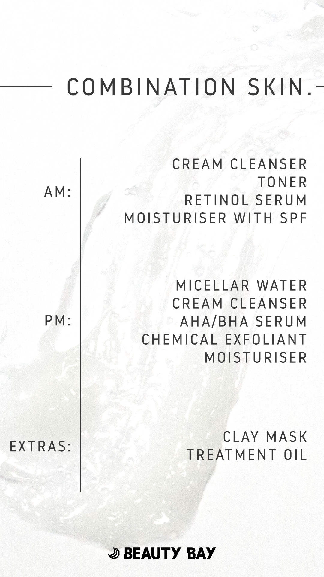 skincare-menu-combination