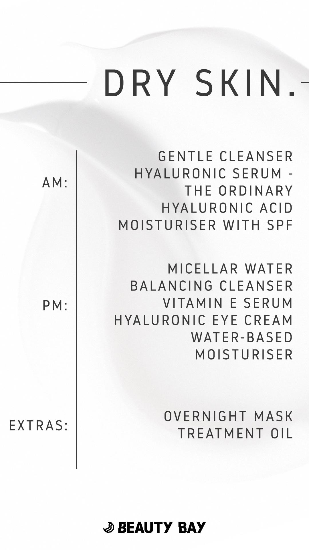 skincare-menu-dry