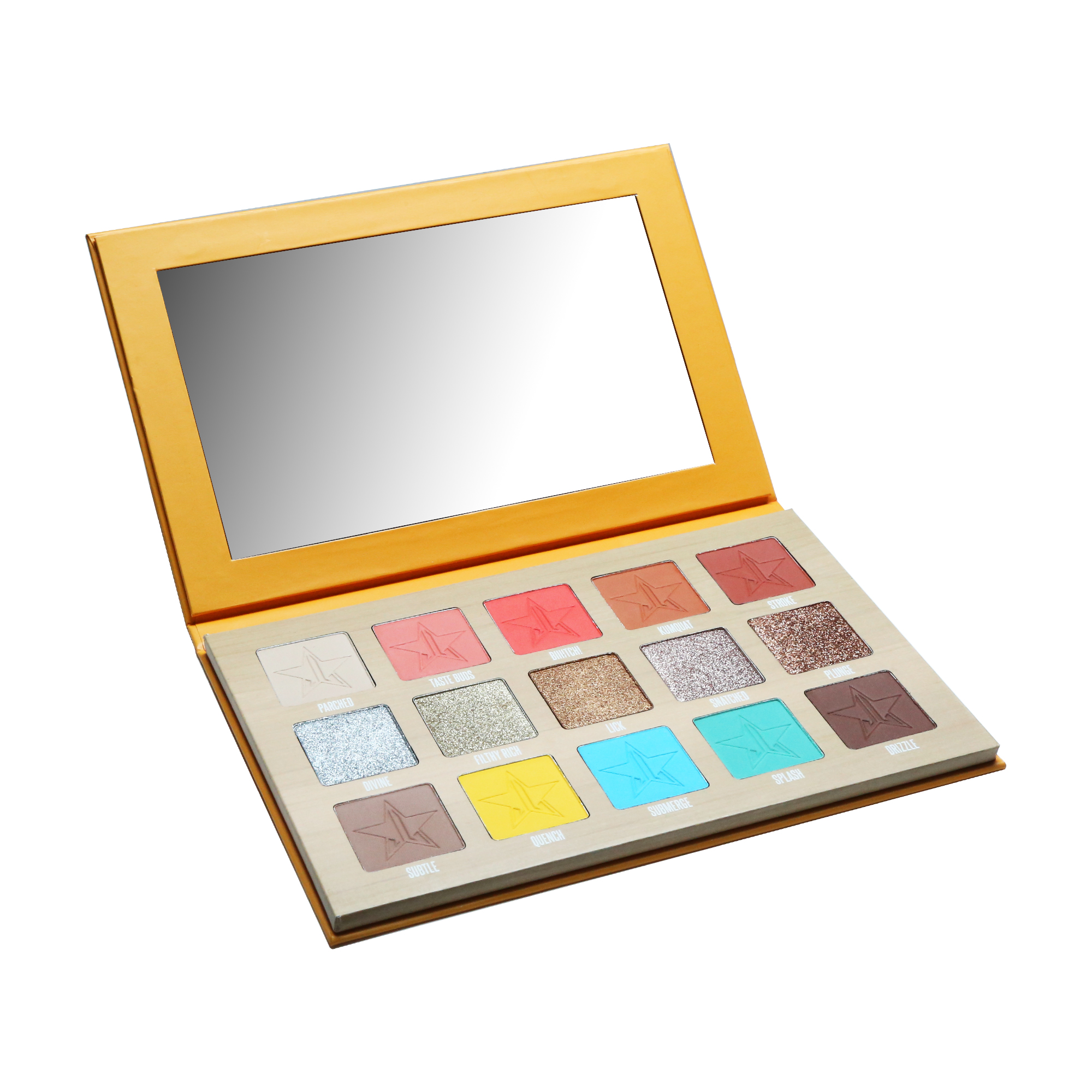 Jeffree Star Cosmetics Thirsty Eyeshadow Palette At Beauty Bay