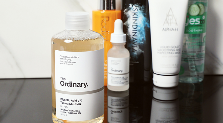 How To Build A Skincare Routine For Acne Scarred Skin Beauty Bay