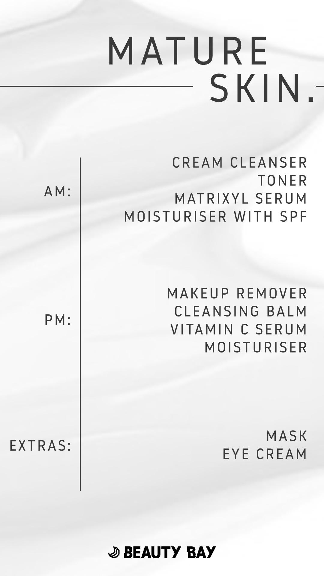 skincare-menu-mature