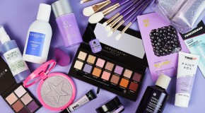 Move Over Millennial Pink, Purple Is The Hottest New Beauty Trend