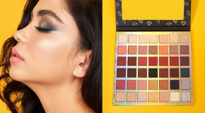 Colour Theory Get The Look: Christina Wears The Evolve Palette