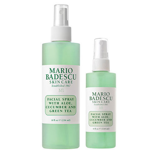 6 Reasons Why You Need Mario Badescu S Facial Sprays