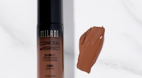 6 Reasons Why You Need Milani's Conceal & Perfect Foundation