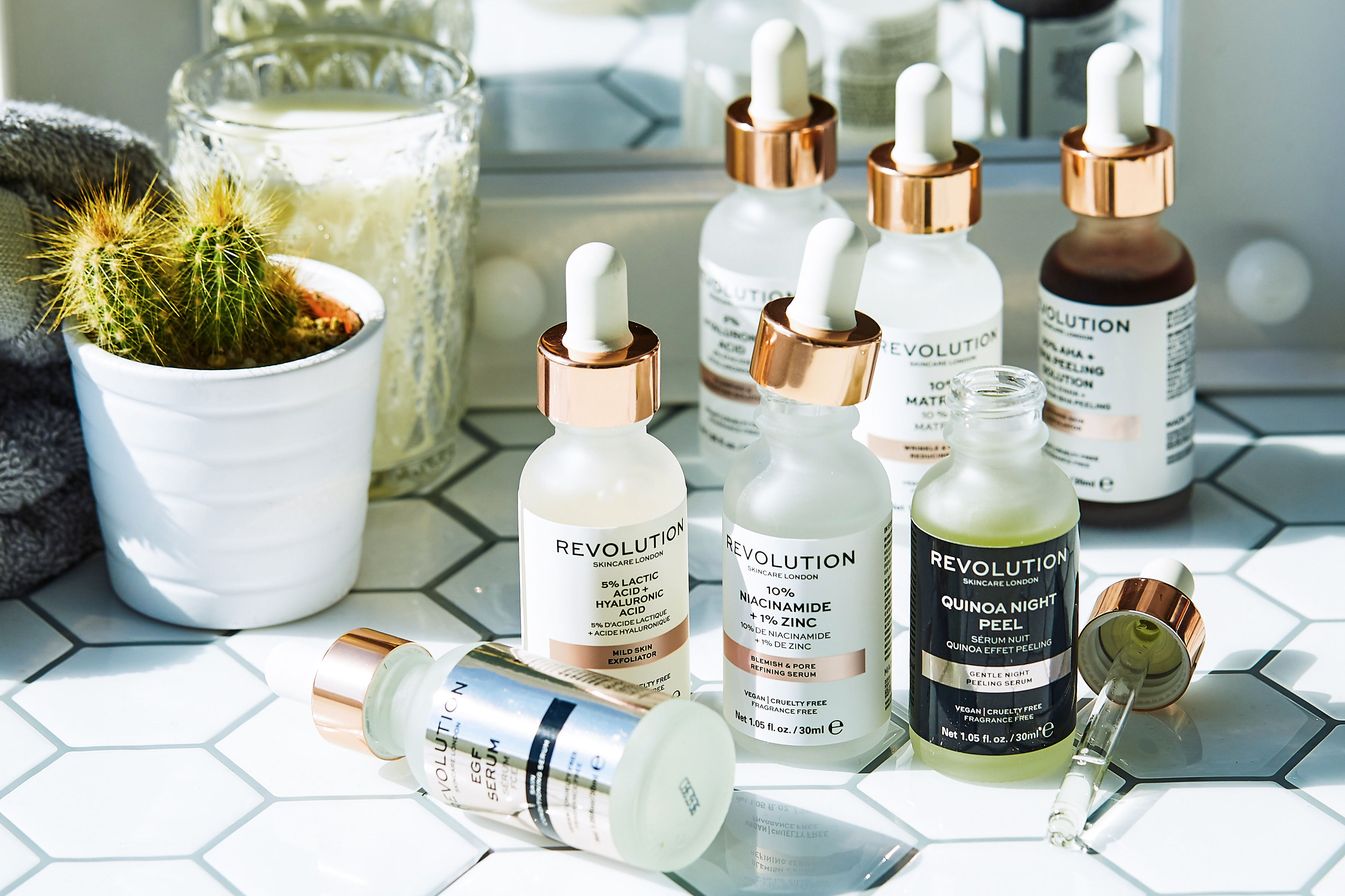 Revolution Skincare: Which Serum Is Right For Me? - Beauty Bay Edited