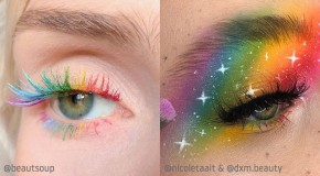We've Got All The Inspo You Need To Create Your Pride Glam
