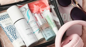 6 Essentials For Your In-Flight Skincare Routine