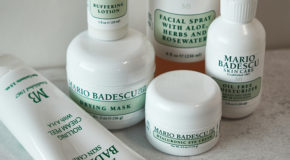 Here's How To Recreate A Mario Badescu Facial At Home