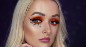 Get The Look: Spider Makeup For Halloween