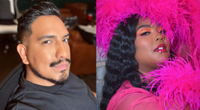 Lizzo's Makeup Artist, Alexx Mayo, Reveals His Top Makeup Tips