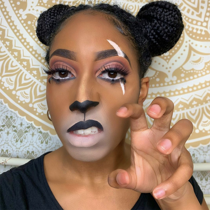 7 Quick And Easy Halloween Looks From Instagram Beauty Bay Edited