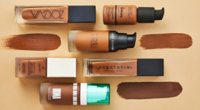 The Best Foundations For Darker Skin Tones