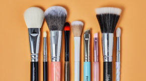 A-Z of Makeup Brushes