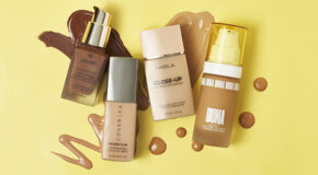 The Best Foundations For Combination Skin