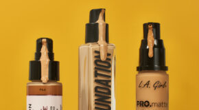 The Best Medium Coverage Foundations
