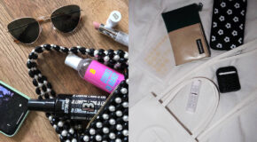 6 Beauty Obsessives Show Us What's In Their Bags