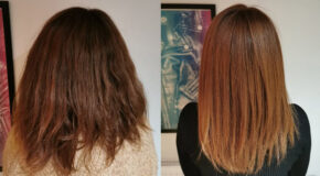We Tried The O'wow Smoothing Treatment Hair Kit, The Results Are In