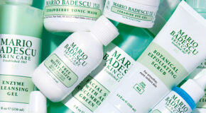 How To DIY A Mario Badescu Facial For Oily Skin