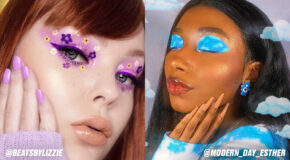 Everything You Need To Create A Nature-Inspired Makeup Look