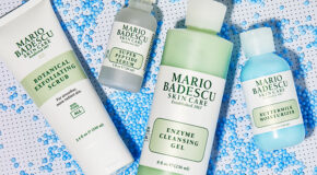 How To DIY A Mario Badescu Facial For Combination Skin
