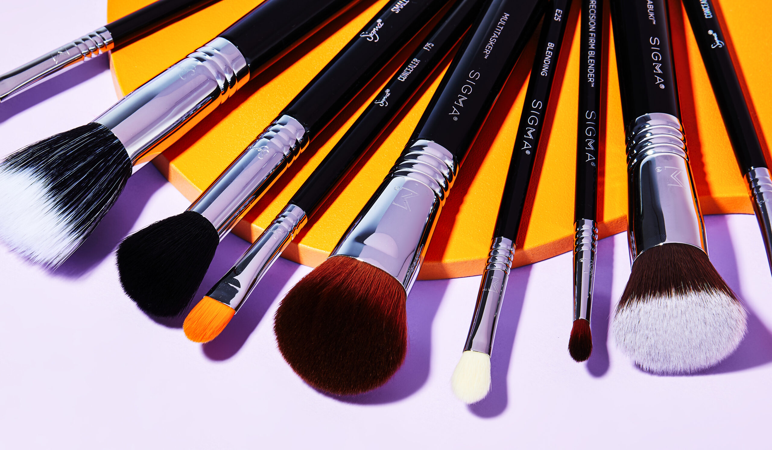 10 Sigma Brushes You Need In Your