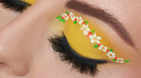 Summer Floral Glam Tutorial With Beth Painter