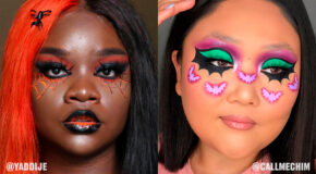 8 Easy Last Minute Halloween Makeup Looks