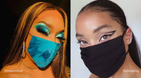 14 Stand Out Eye Looks To Wear With A Mask