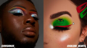10 Festive Makeup Looks To Copy This Year