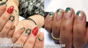 12 Festive Nail Art Ideas