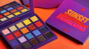 The Sunset Horizon Palette Is Here For All Your Autumn Inspired Looks