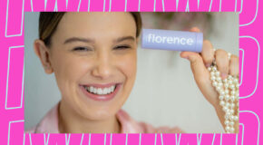 Millie Bobby Brown, Founder of florence by mills, Talks International Women's Day
