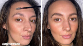 How To Use Anastasia Beverly Hills Brow Freeze