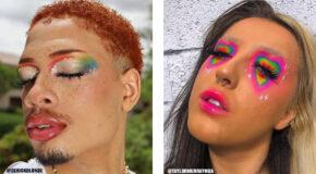 17 Pride Makeup Ideas