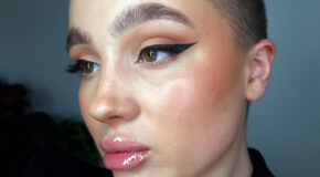 How To Nail Winged Eyeliner
