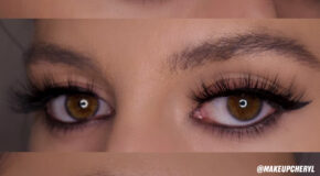 A Step-By-Step Guide To Applying False Lashes