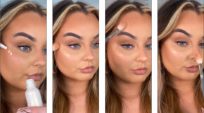 How To Apply Liquid Highlighter