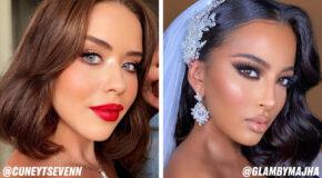 21 Wedding Makeup Ideas