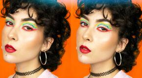 Get The Look: Neon Tutorial