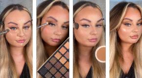 How To Do Basic Makeup