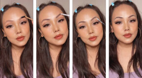 How To Recreate The Iconic 90s Brow