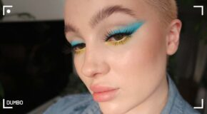 Disney Colour and BEAUTY BAY: Disney's Dumbo-Inspired Makeup Tutorial