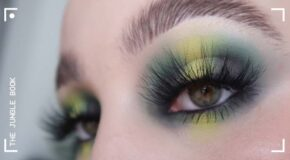 Disney Colour and BEAUTY BAY: Disney's Jungle Book-Inspired Makeup Tutorial