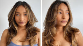 How To Do A Bouncy Blowdry At Home